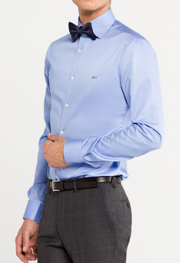 Hudson Tuxedo Shirt