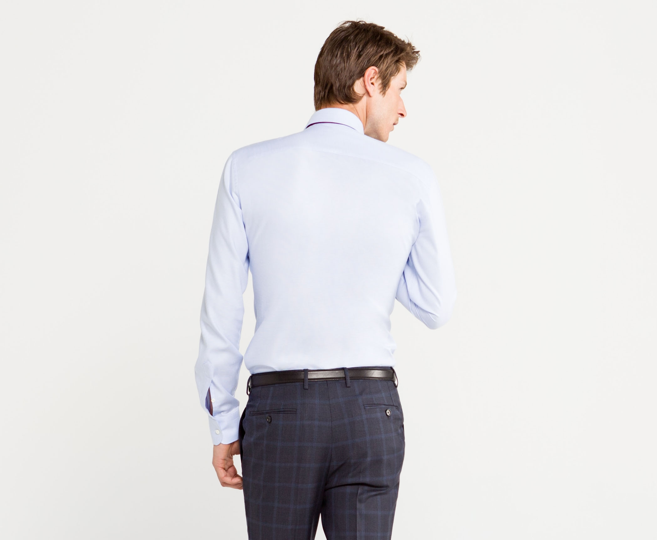 Panarea Linen-Wool Blazer