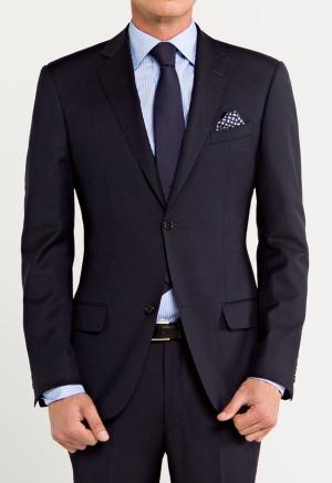 Corbata Azul Marino Corso