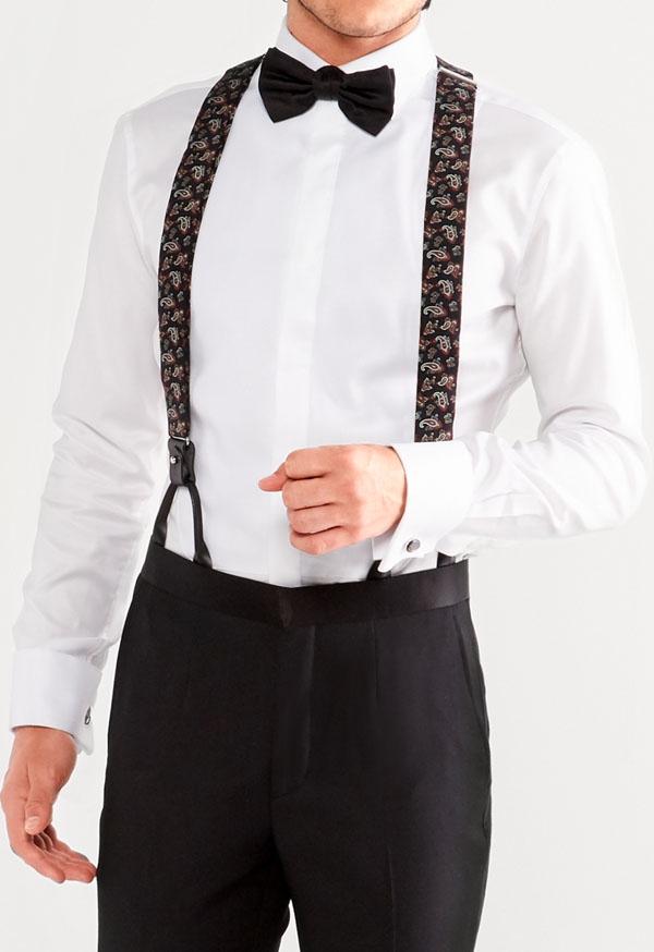Camisa Esmoquin Savile