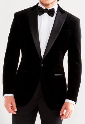 Chaqueta Tuxedo Savile