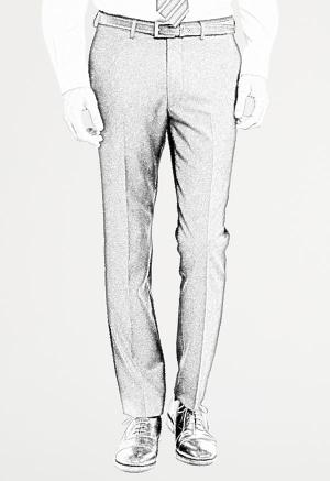Pantalón a medida